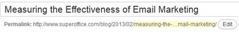 SEO Guidelines WordPress SEO 5